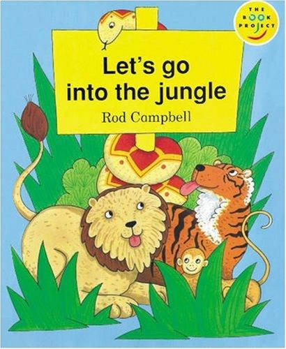 9780582120938: Let's Go Into The Jungle Read-Aloud (LONGMAN BOOK PROJECT)
