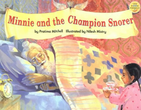 9780582120969: Minnie and the Champion Snorer: Read-Aloud Large Format (Longman Book Project)