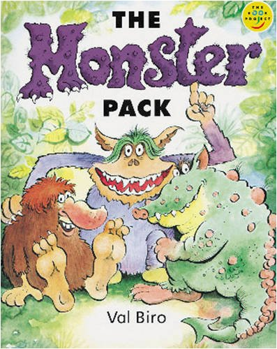 The Monster Pack (The Longman Book Project) (9780582121027) by V. Biro; Wendy Body