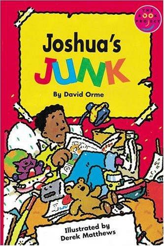 9780582121577: Joshua's Junk New Readers Fiction 2 (LONGMAN BOOK PROJECT)