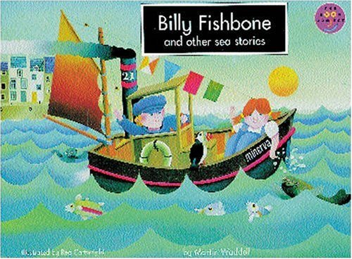 9780582121720: Billy Fishbone and Other Sea Stories (LONGMAN BOOK PROJECT)
