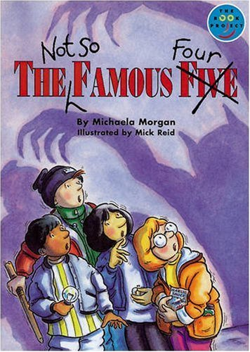 9780582122222: The Not So Famous Four (Longman Book Project)