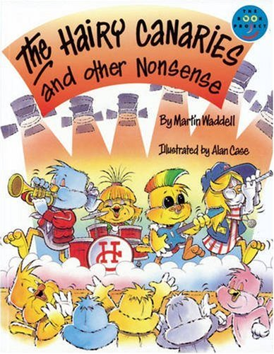 9780582122253: The Hairy Canary and Other Nonsense (Longman Book Project)