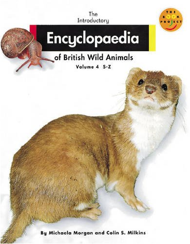 9780582122727: Introductory Encyclopaedia of British Wild Animals, The Non Fiction 1 Vol 4 (LONGMAN BOOK PROJECT) (v. 4)