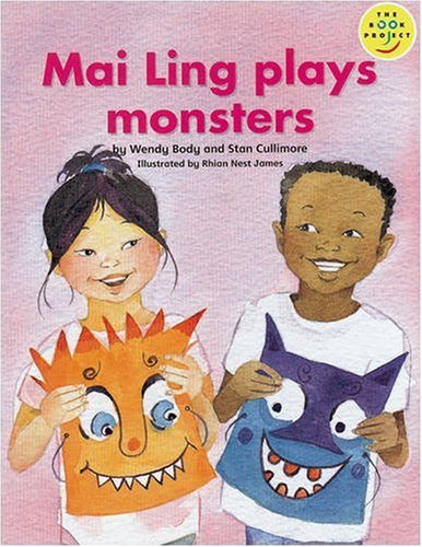 Longman Book Project: Read on Specials (Fiction 1 - the Early Years): Mai-Ling Plays Monsters (Longman Book Project) (9780582123809) by Cullimore, S.; Body, Wendy; Nest, James R.