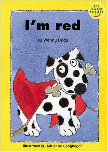 9780582124875: I'm Red Read-On Beginner (LONGMAN BOOK PROJECT)