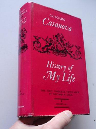 9780582126251: History of My Life: v. 1 & 2