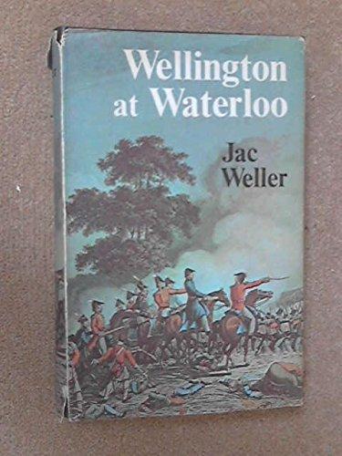 9780582127814: Wellington at Waterloo