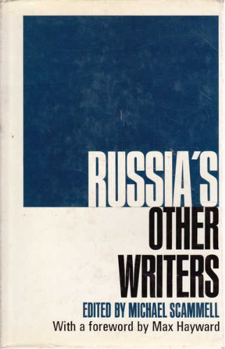 9780582127821: Russia's Other Writers