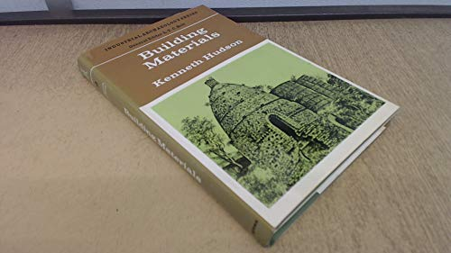 Building materials.: HUDSON, KENNETH.