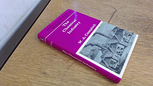 9780582127999: Chemical Industry (Industrial Archaeology)