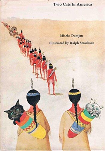 Two Cats in America: Mischa Damjan, Ralph Steadman