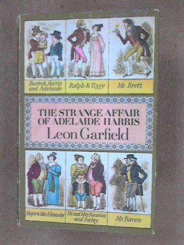 9780582150959: Strange Affair of Adelaide Harris