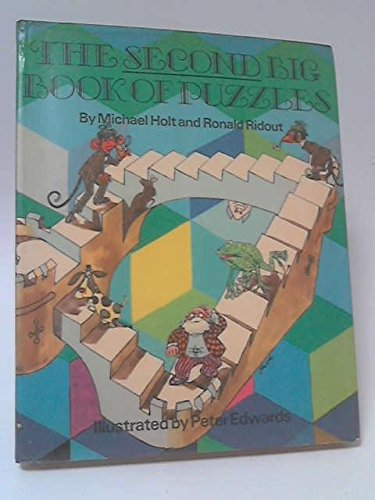 Second Big Book of Puzzles: Michael Holt, Ronald Ridout