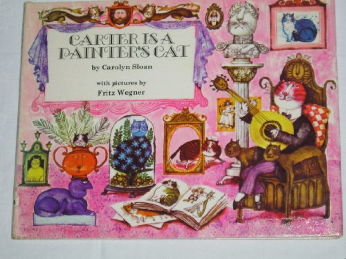 9780582153189: Carter is a painter's cat
