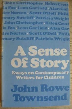 9780582154674: A sense of story: Essays on contemporary writers for children