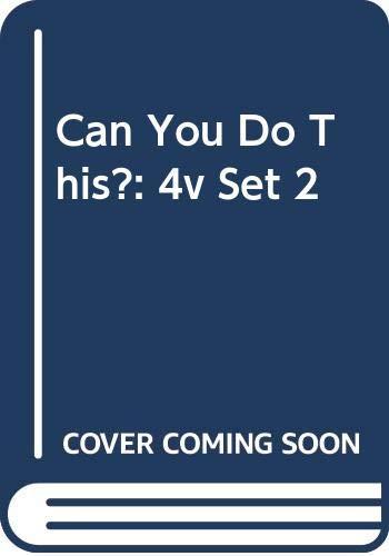 Can You Do This?: 4v Set 2: Taylor, Jenny, Ingleby,