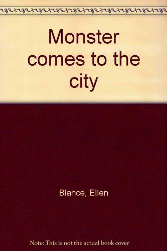 Monster Books: Set A (0582186420) by Ellen Blance; Ann Cook