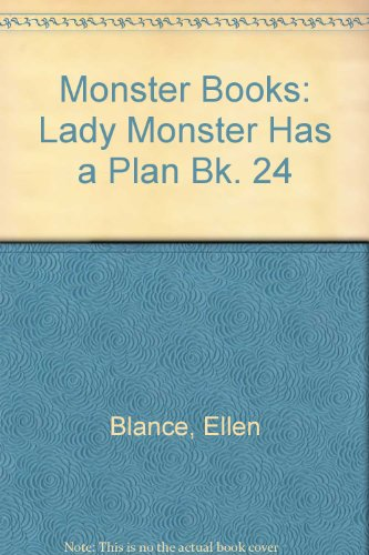 9780582193123: Monster Books: Lady Monster Has a Plan Bk. 24