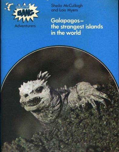 9780582193383: Galapagos (Whizz Bang Series: Whizz Bang Adventures)