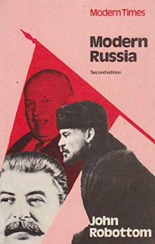 9780582204409: Modern Russia (Modern Times)