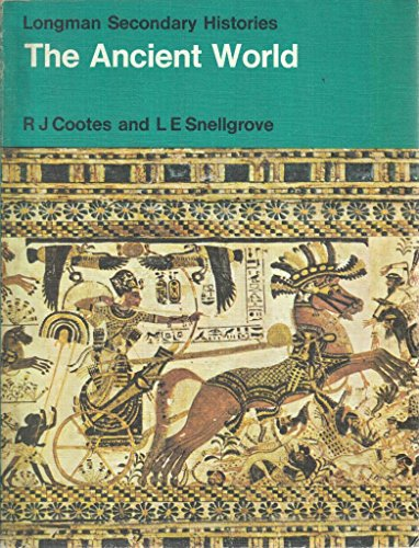 9780582205031: The Ancient World (Longman secondary histories, 1)