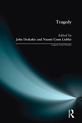 9780582209978: Tragedy (Longman Critical Readers)