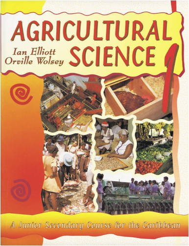 9780582210905: Agricultural Science for the Caribbean Book 1 (Agricultural Science Junior Caribbean Course) (No. 1)