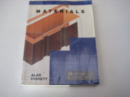 9780582212404: Materials (Mitchell's Building)