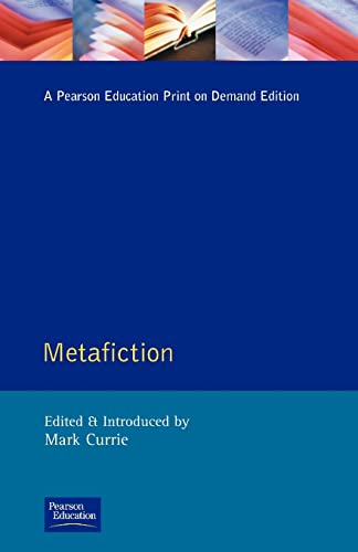 9780582212923: Metafiction (Longman Critical Readers)