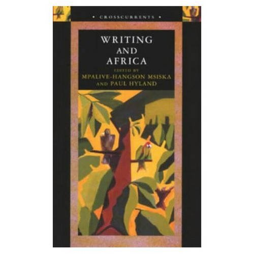 9780582214194: Writing and Africa (Crosscurrents)