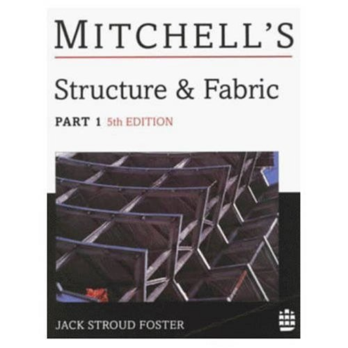 9780582216051: Structure and Fabric (Mitchells Building Series) (Pt.1)