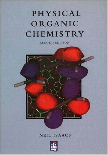 9780582218635: Physical Organic Chemistry (2nd Edition)