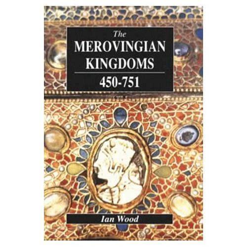 9780582218789: The Merovingian Kingdoms, 450-751