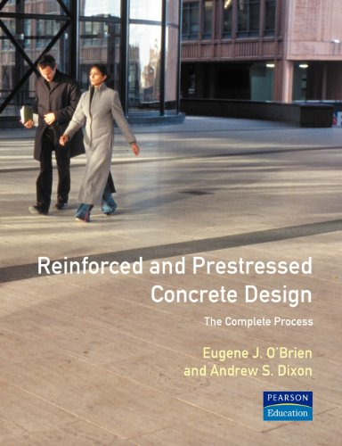 9780582218833: Reinforced and Prestressed Concrete Design: The Complete Process