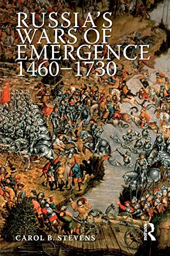9780582218918: Russia's Wars of Emergence 1460-1730