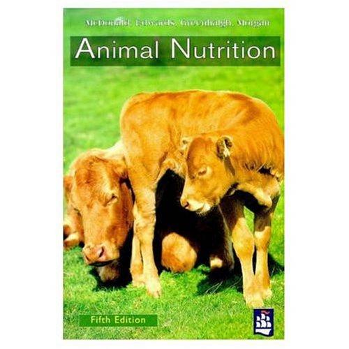 9780582219274: Animal Nutrition