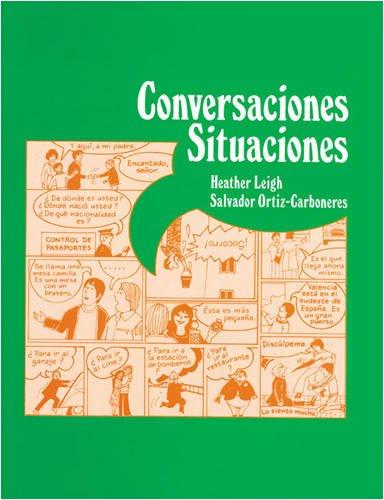 9780582221789: Conversaciones, Situaciones