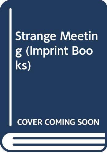 9780582223615: Strange Meeting