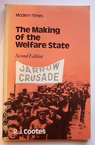 9780582223622: The Making of the Welfare State (Modern Times)