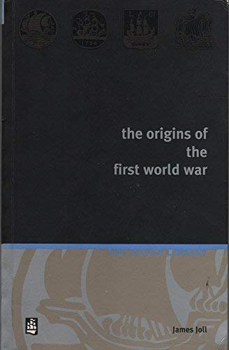 9780582223820: The Origins of the First World War (Seminar Studies in History)