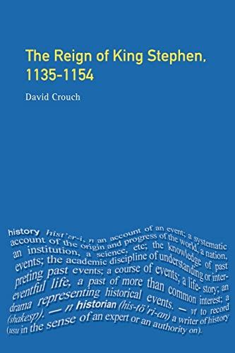 9780582226579: Reign Of King Stephen, The: 1135-1154