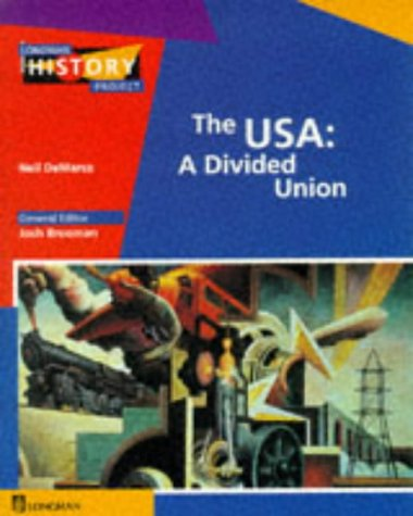 9780582226746: USA: A Divided Nation - 20th Century Depth Study (Longman History Project)
