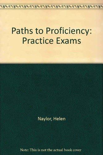 9780582227859: Paths to Proficiency: Practice Exams