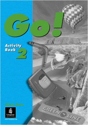 9780582228832: Go! Activity Book 2
