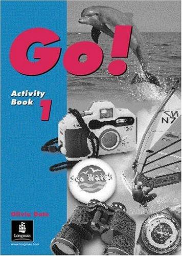 9780582228849: Go! Activity Book 1 (English and Spanish Edition)