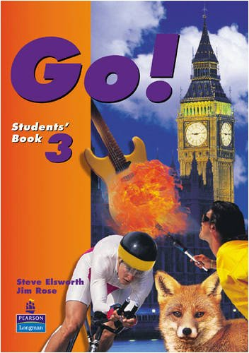 9780582228863: Go! Students' Book Level 3