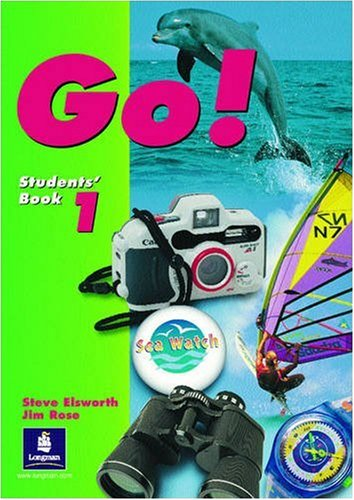 9780582228887: Go! Students' Book Level 1