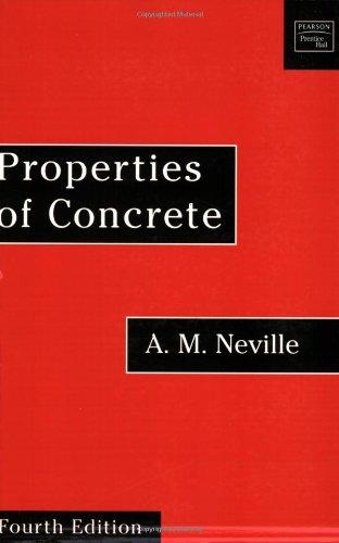 9780582230705: Properties of Concrete