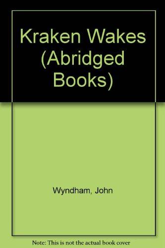 9780582232112: The Kraken Wakes (Abridged Books)